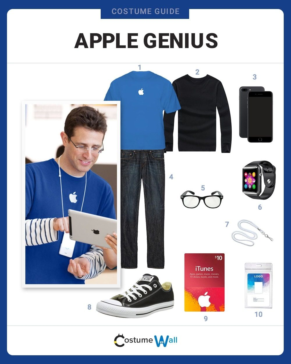 Apple Genius Costume Guide