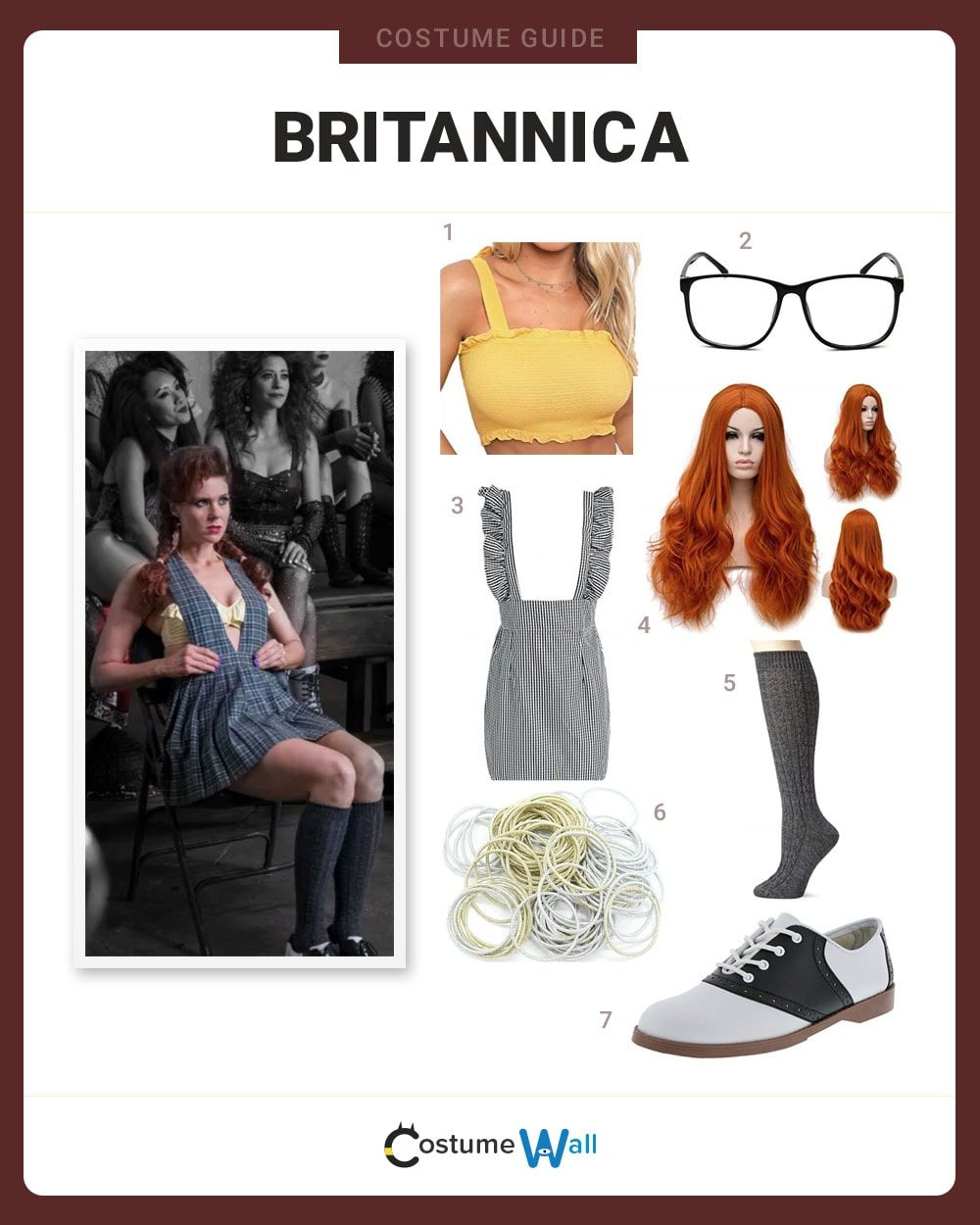 Britannica Costume Guide