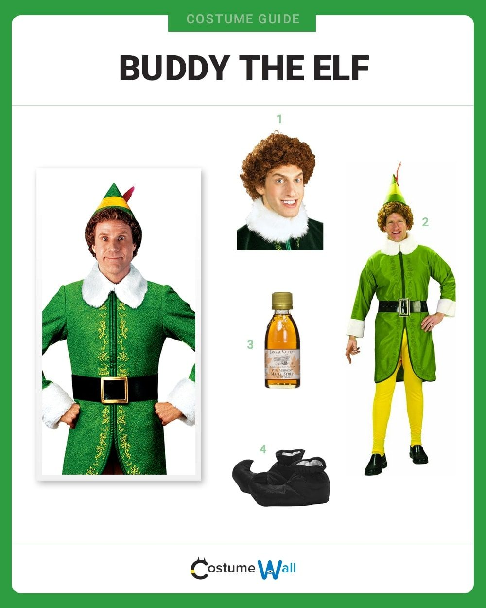 Buddy the Elf Costume Guide