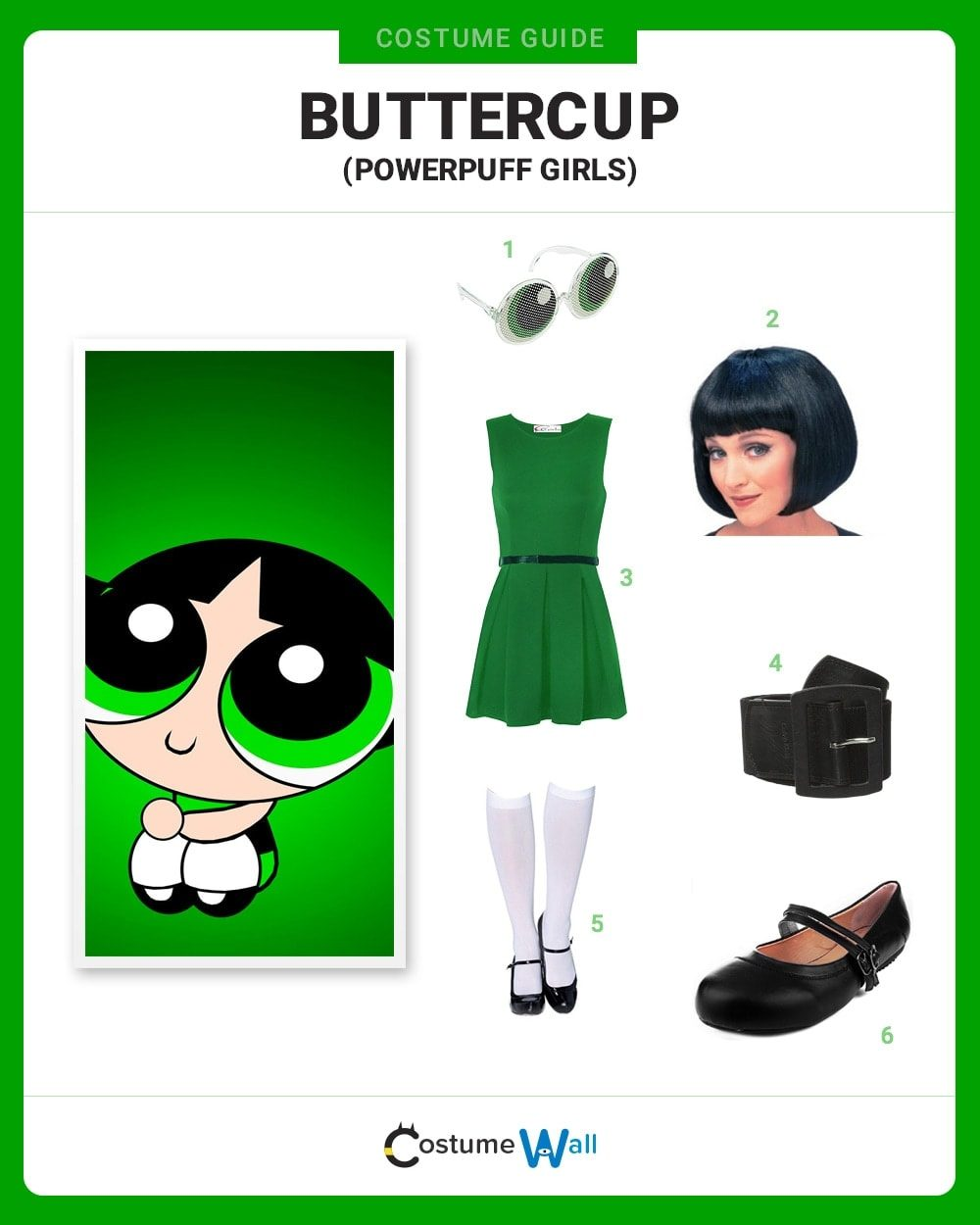 Dress Like Buttercup Costume Halloween And Cosplay Guides