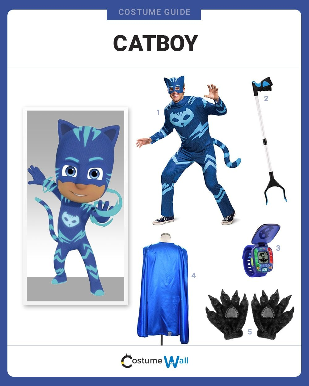 Catboy Costume Guide