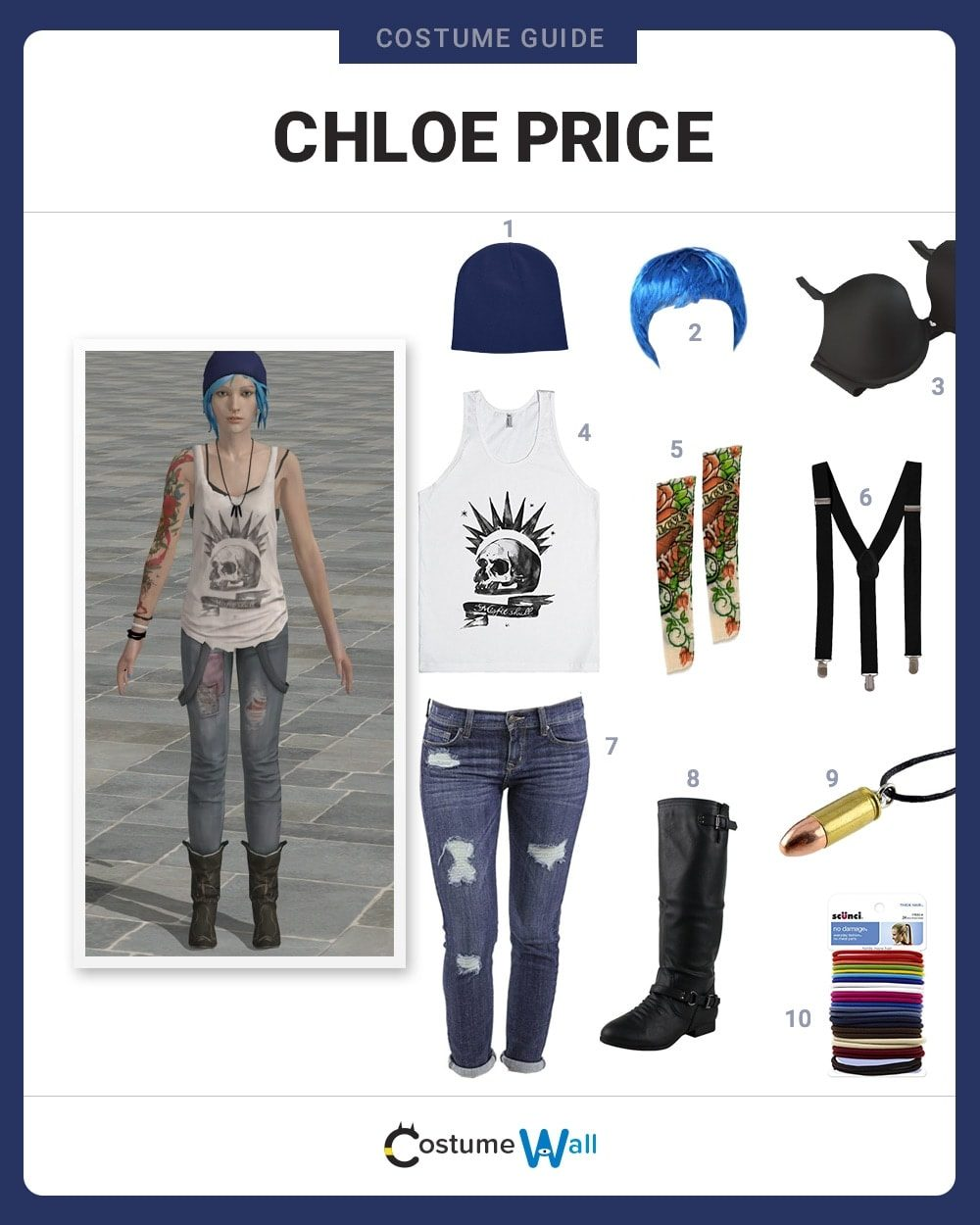 Chloe Price Costume Guide