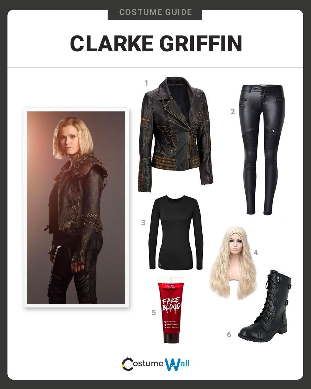 Clarke Griffin Costume Guide