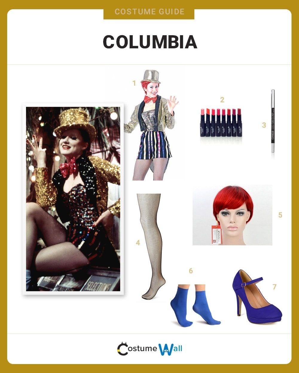 dress like columbia costume | halloween and cosplay guides