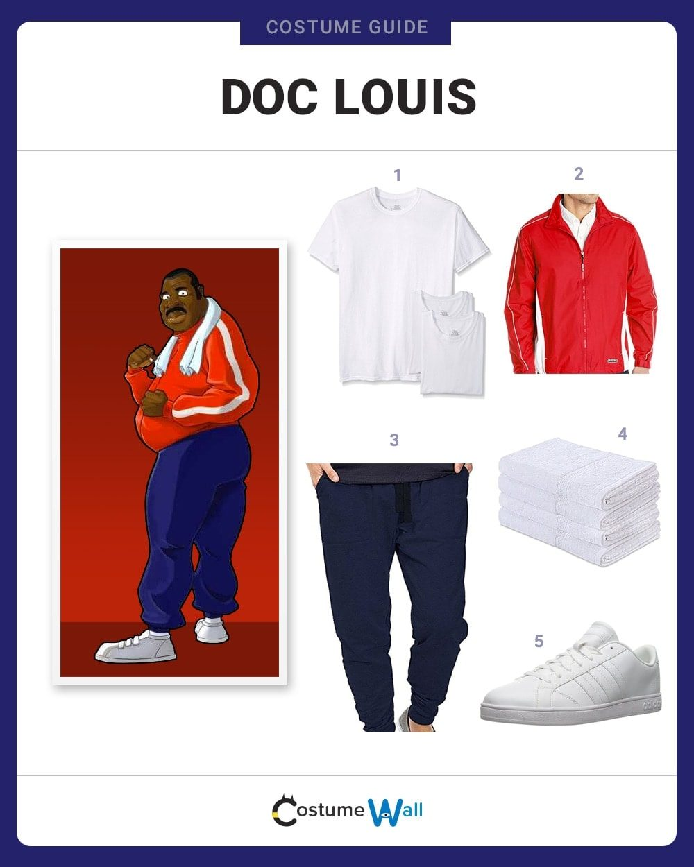 Doc Louis Costume Guide