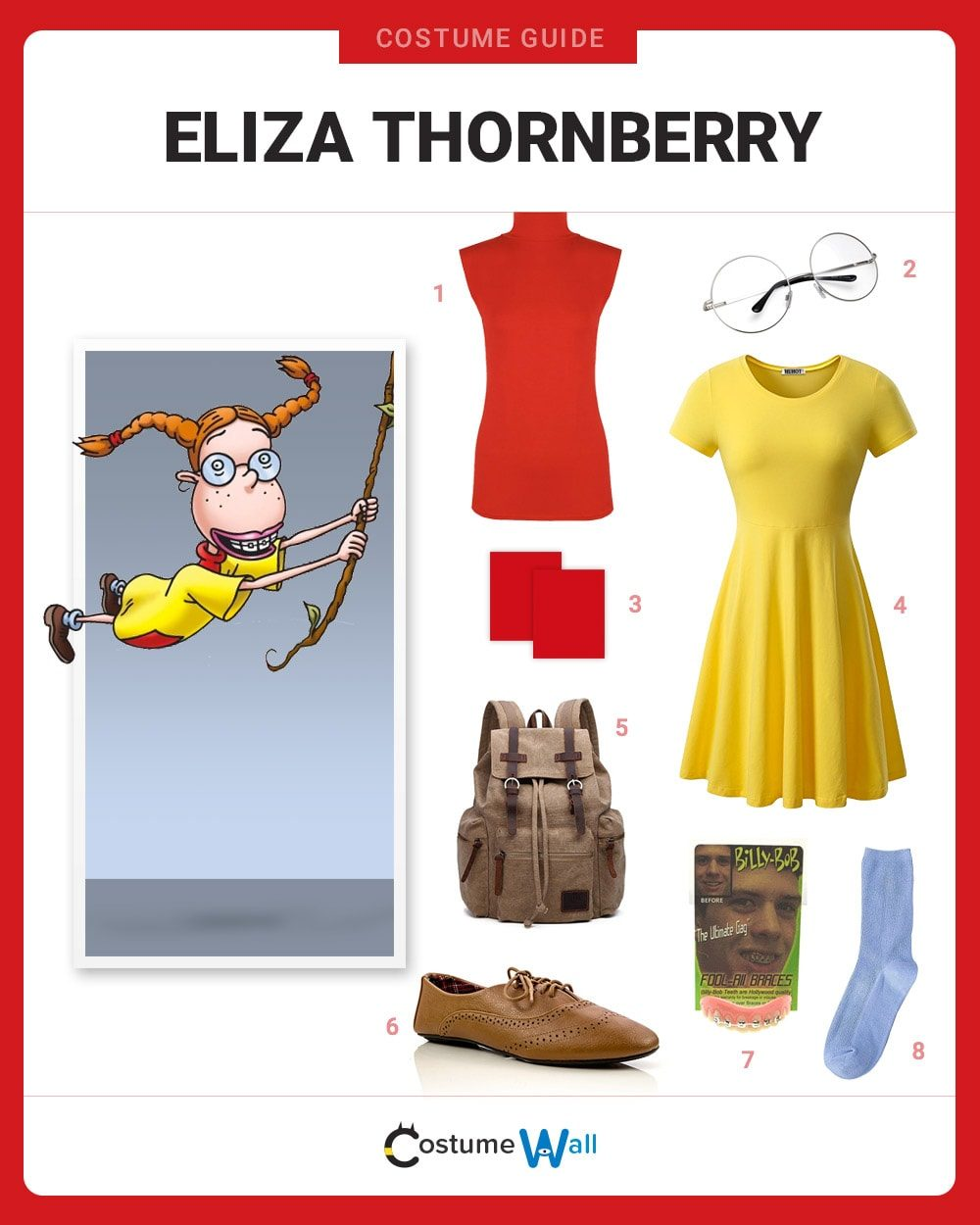 Eliza Thornberry Costume Guide