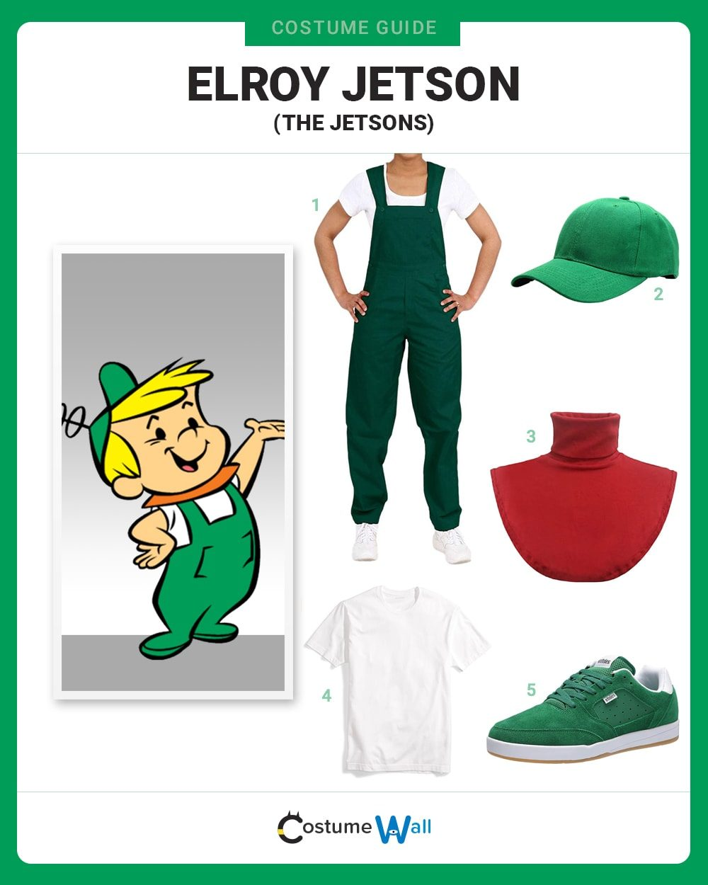 Elroy Jetson Costume Guide