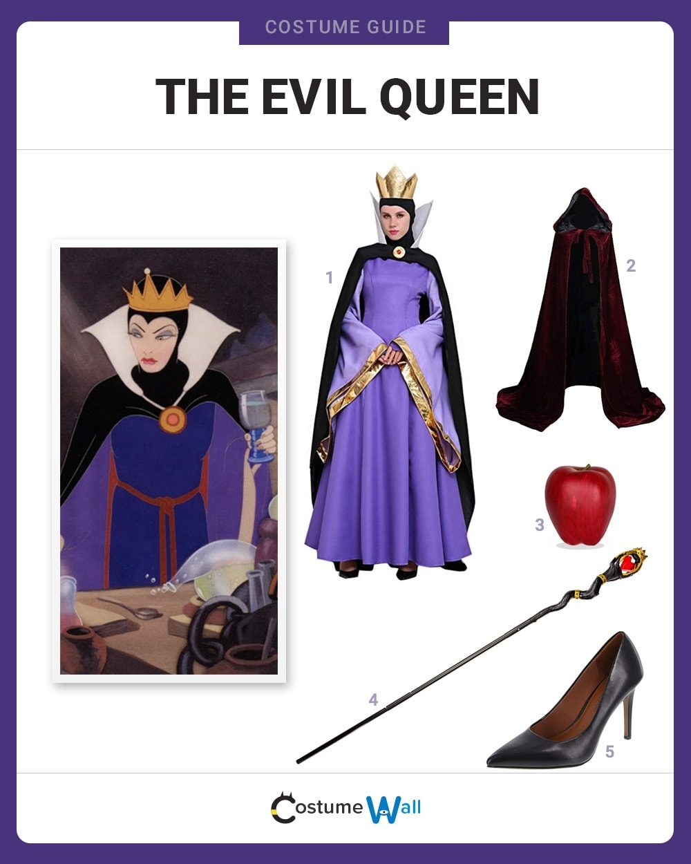 Evil Queen Costume Guide
