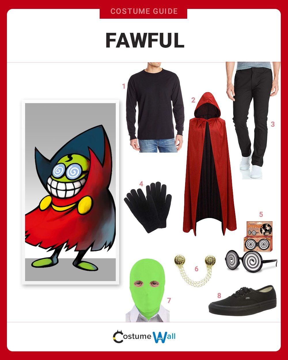Fawful Costume Guide