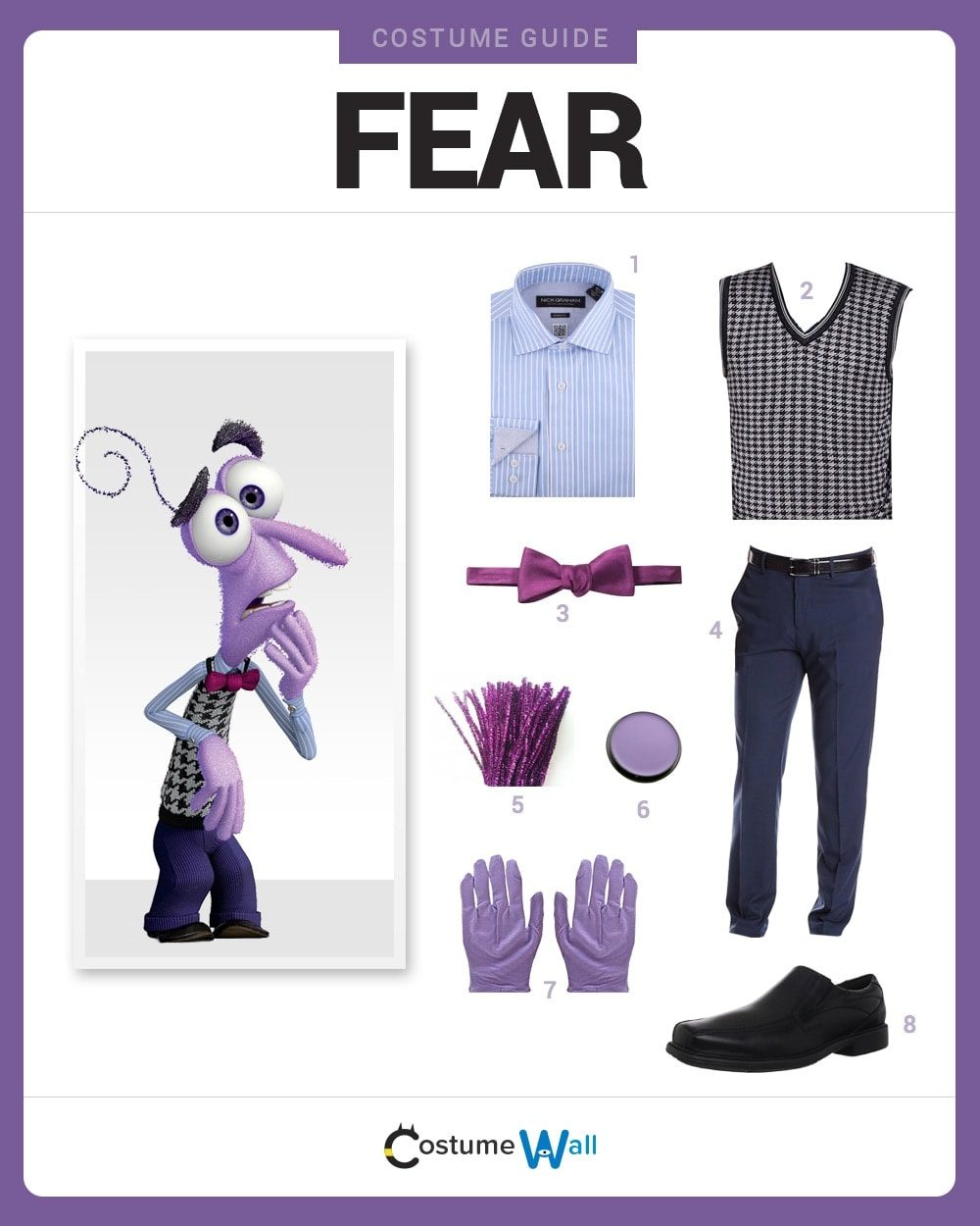 Fear Costume Guide