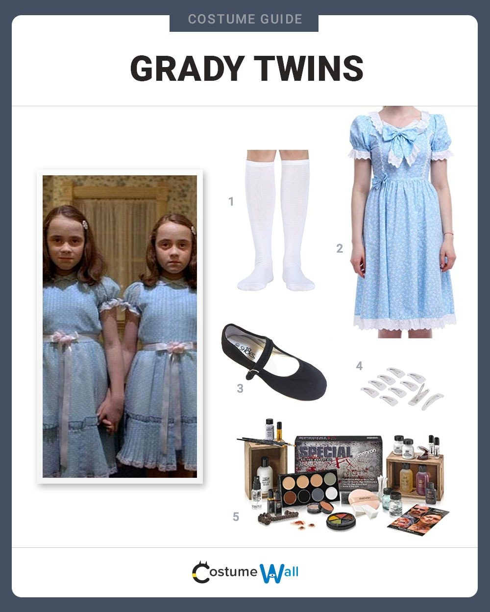 The Shining Female Movies Grady Twins Costume Guide