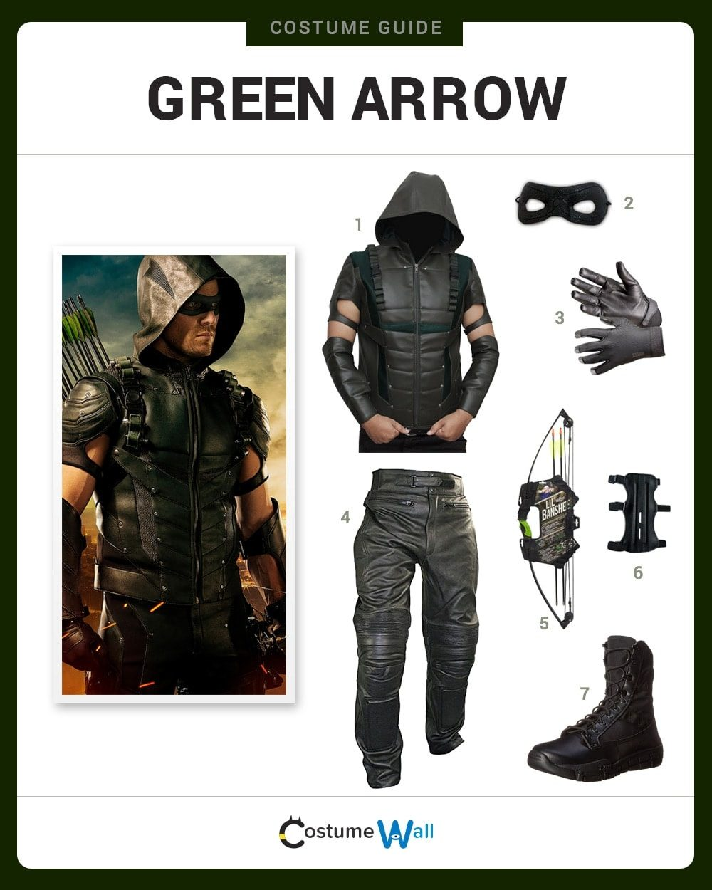 Green Arrow Costume