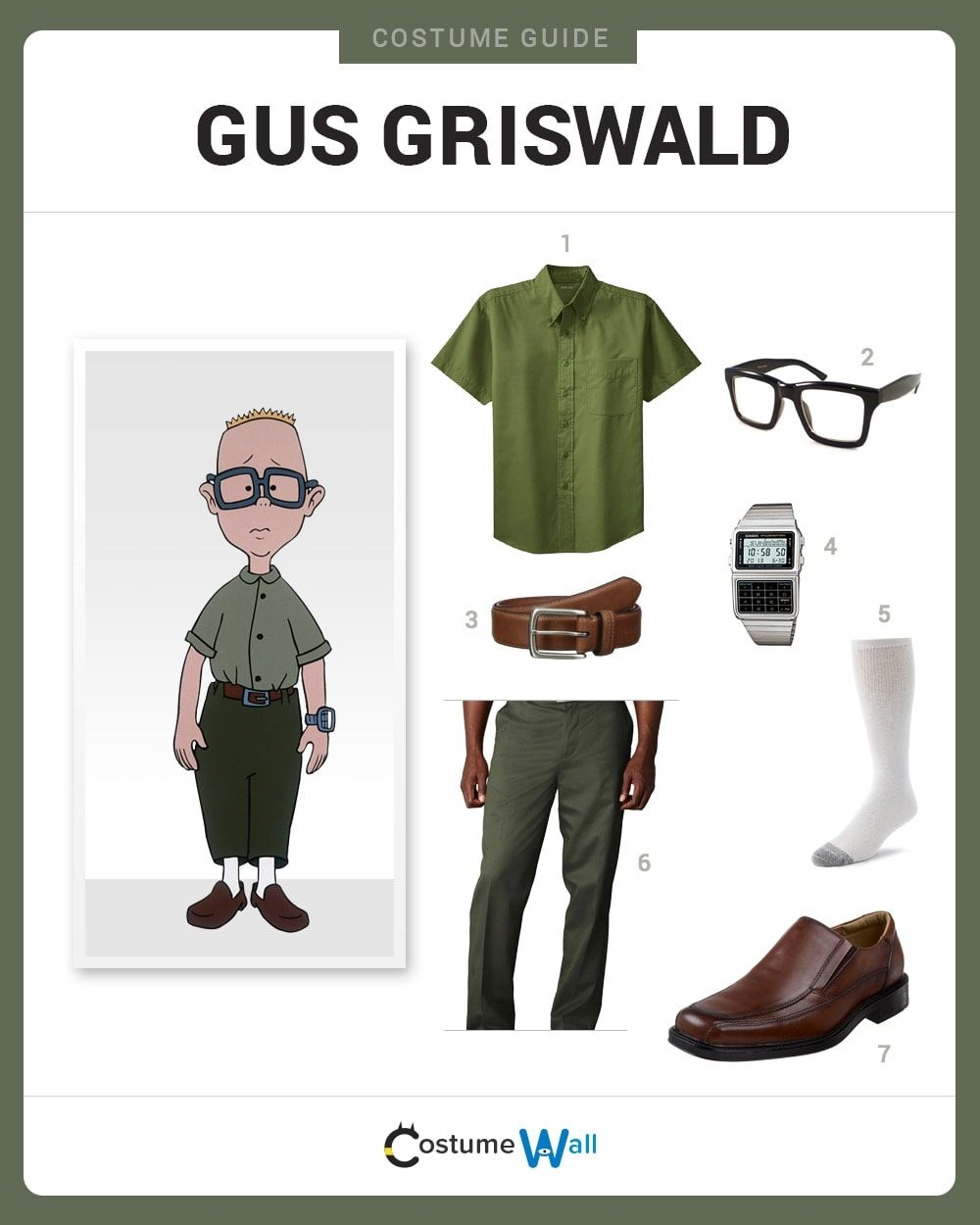 dress like gus griswald costume | halloween and cosplay guides