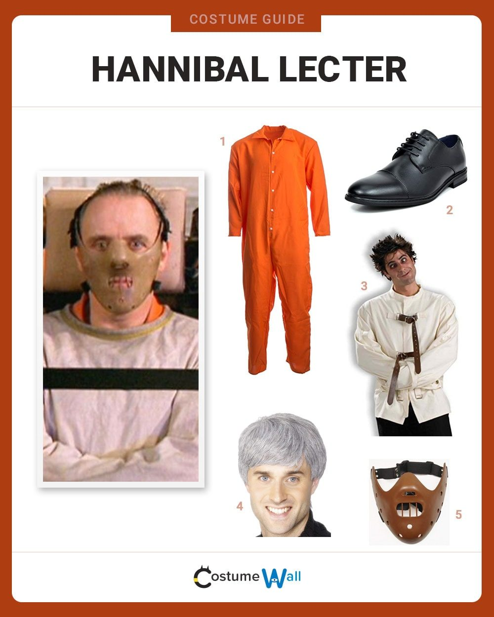 Hannibal Lecter Costume Guide