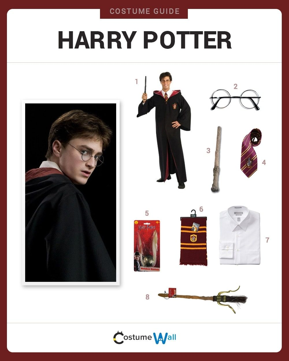 Harry Potter Costume Guide