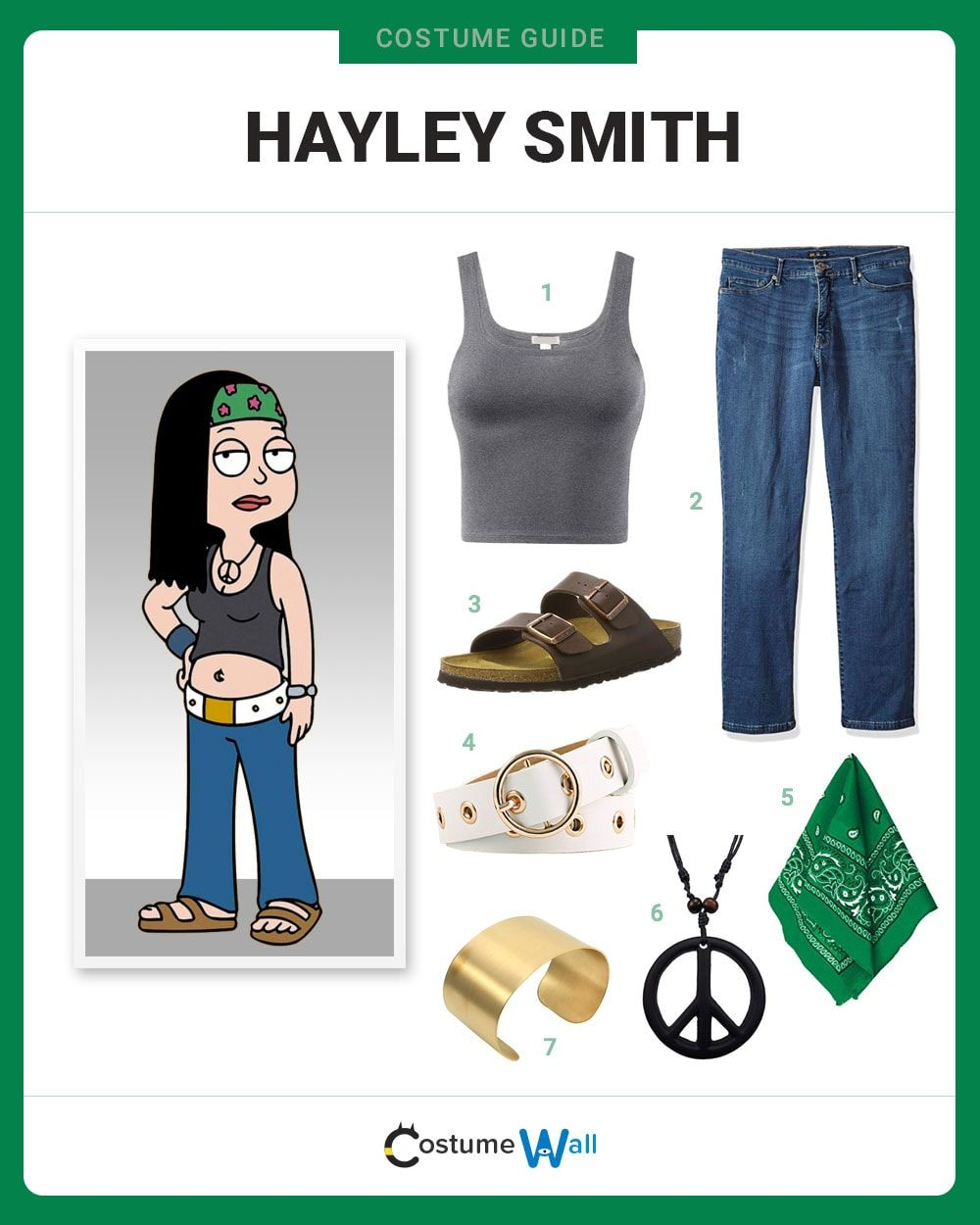 Hayley Smith Costume Guide