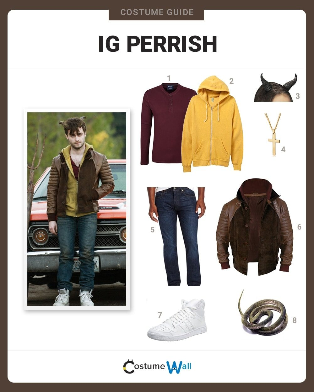 Ig Perrish Costume Guide