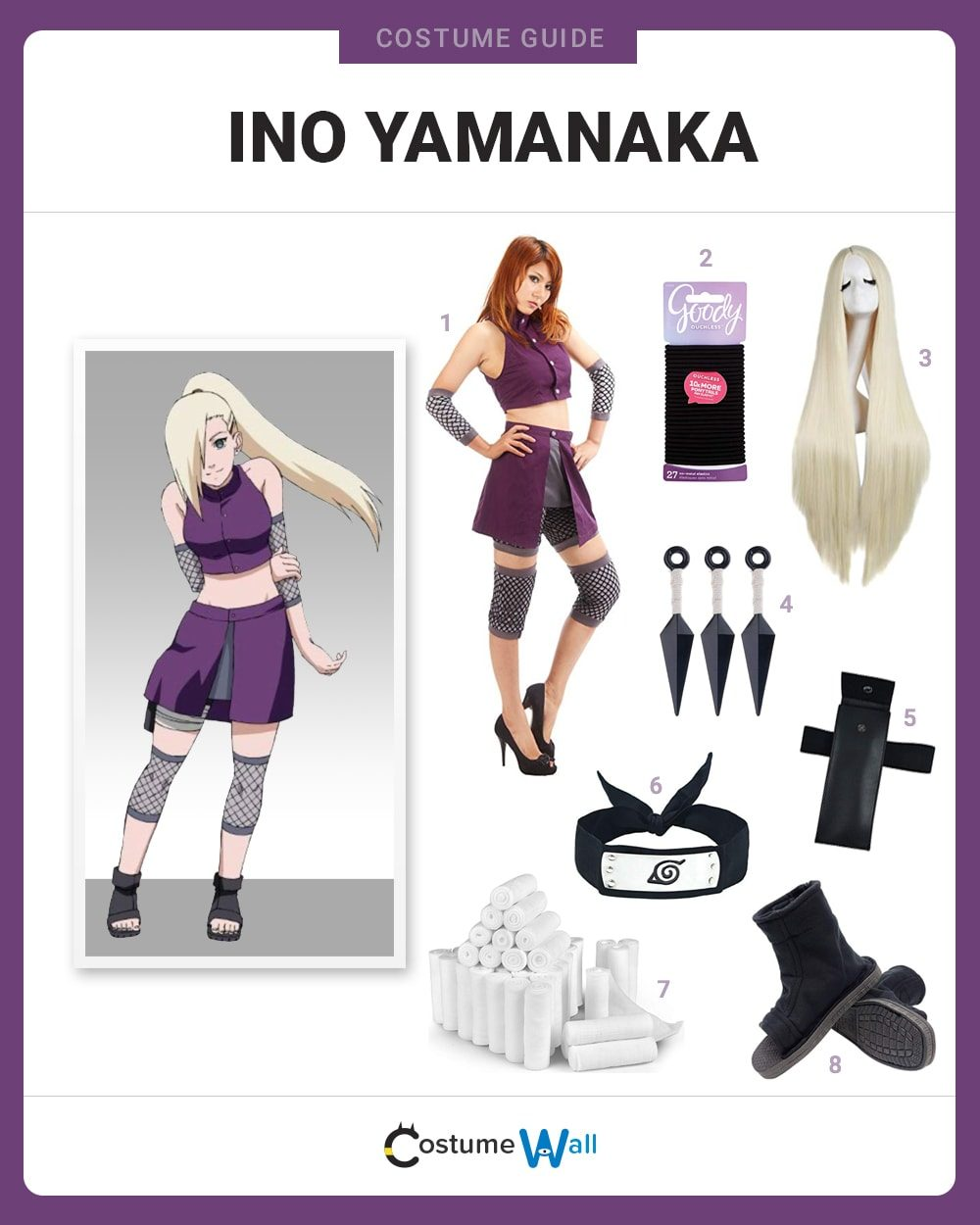 Dress Like Ino Yamanaka Costume Halloween And Cosplay Guides Want to discover art related to naruto_ino? dress like ino yamanaka costume