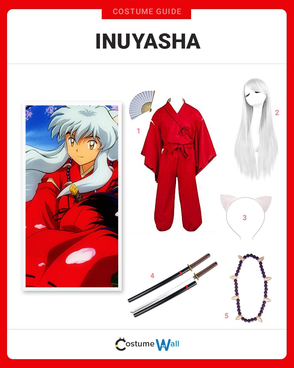Inuyasha Costume Guide