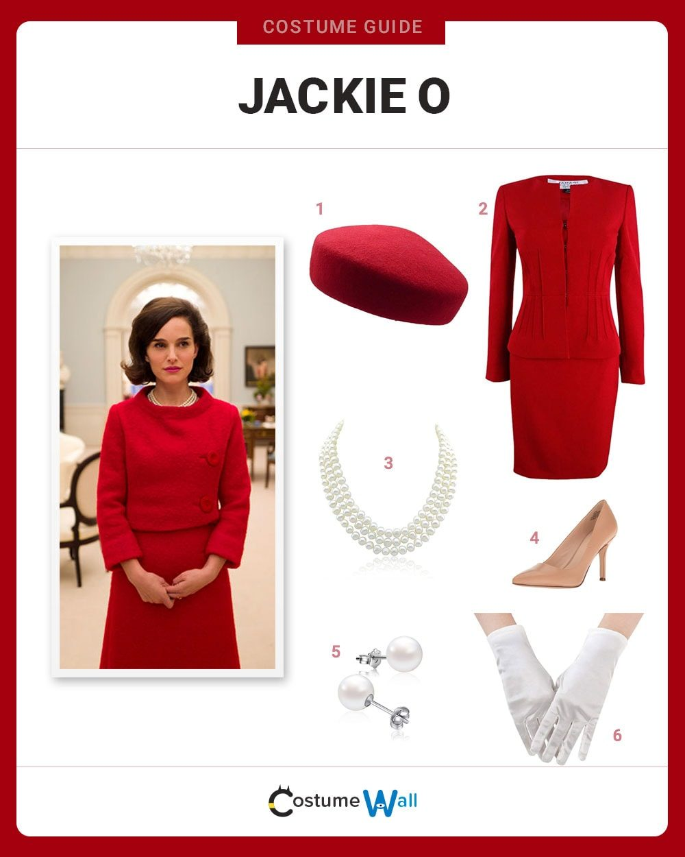 Jackie O Costume Guide