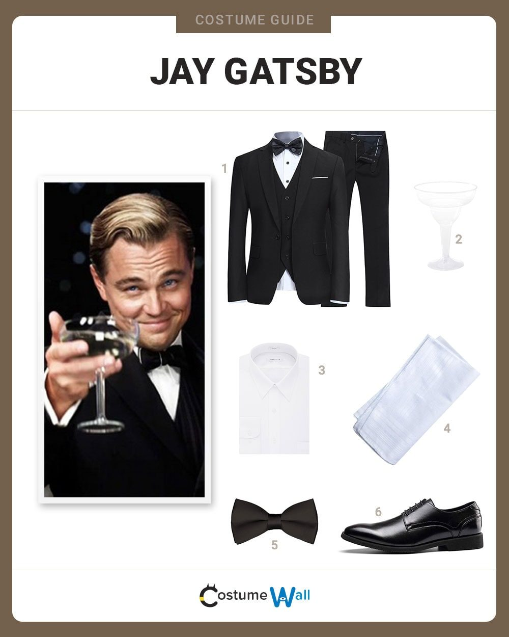 Jay Gatsby Costume Guide