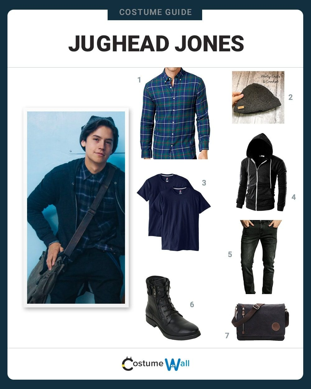 Jughead Jones Costume Guide