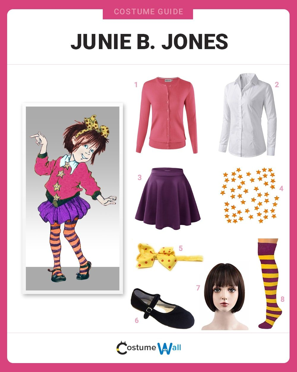 Junie B. Jones Costume Guide