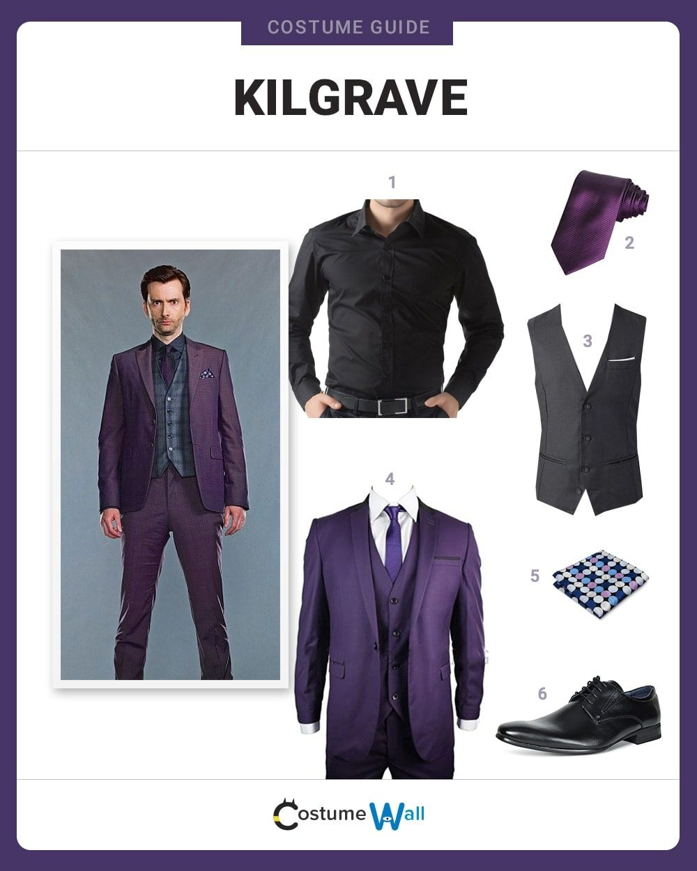 Kilgrave Costume Guide