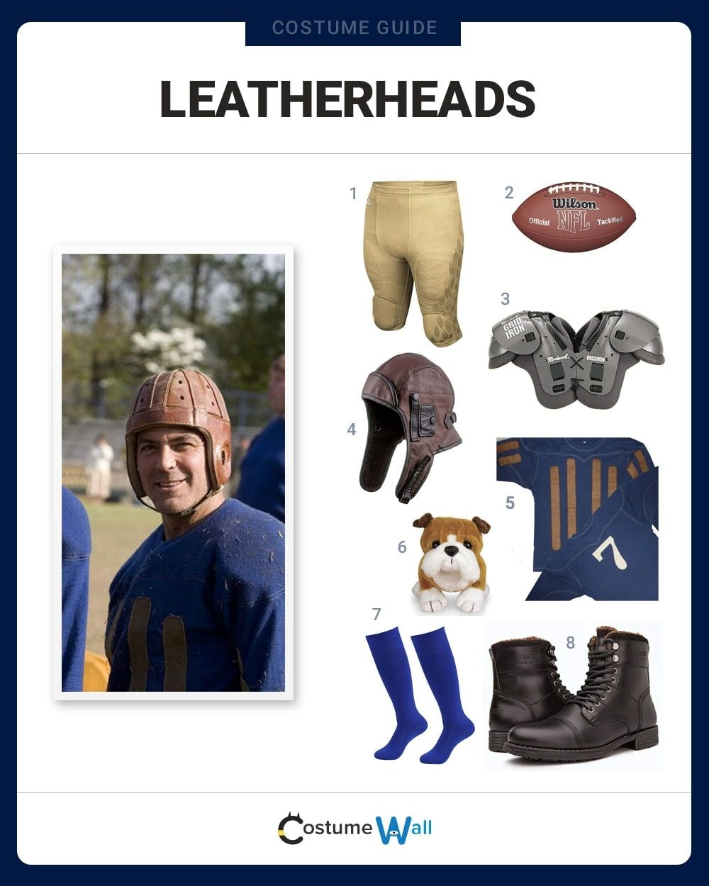 Leatherheads Costume Guide