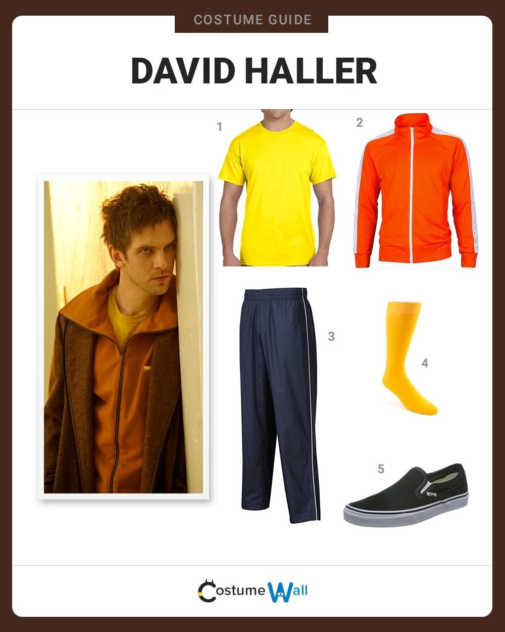 Legion (David Haller) Costume Guide