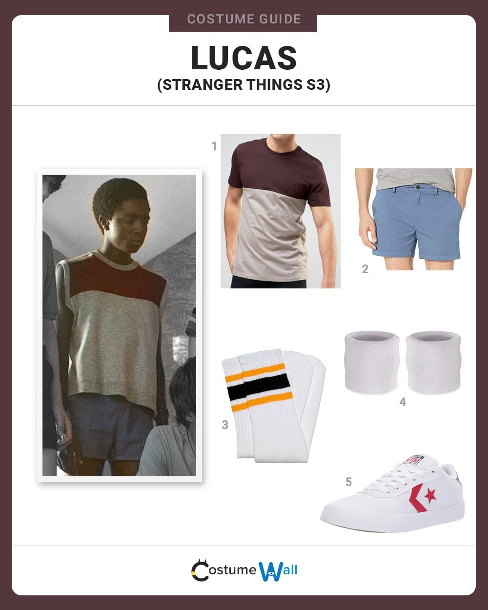 Dress Like Lucas Season 3 Costume Halloween And Cosplay Guides