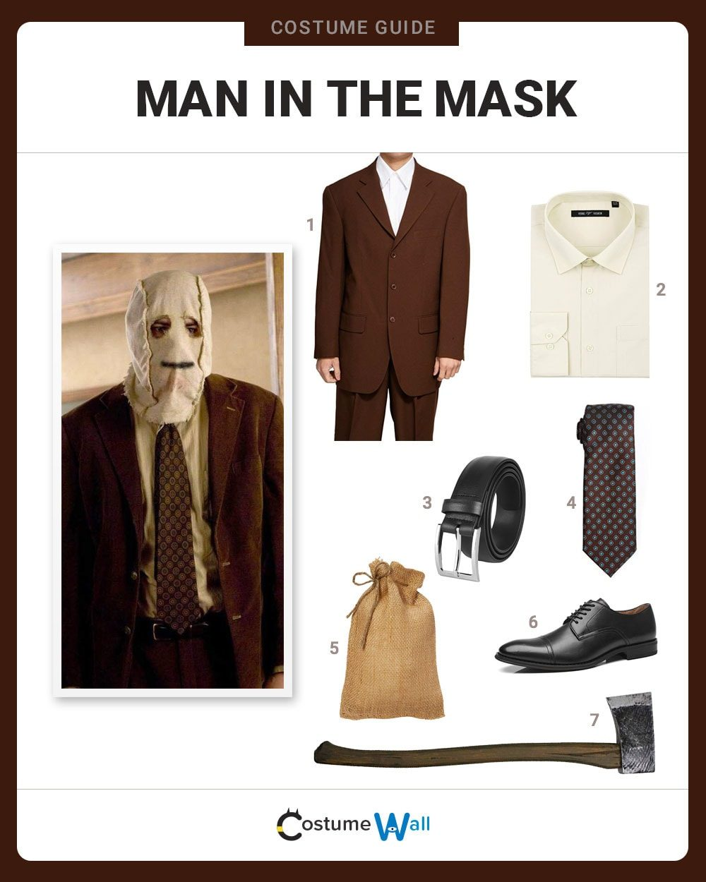 Man in the Mask Costume Guide