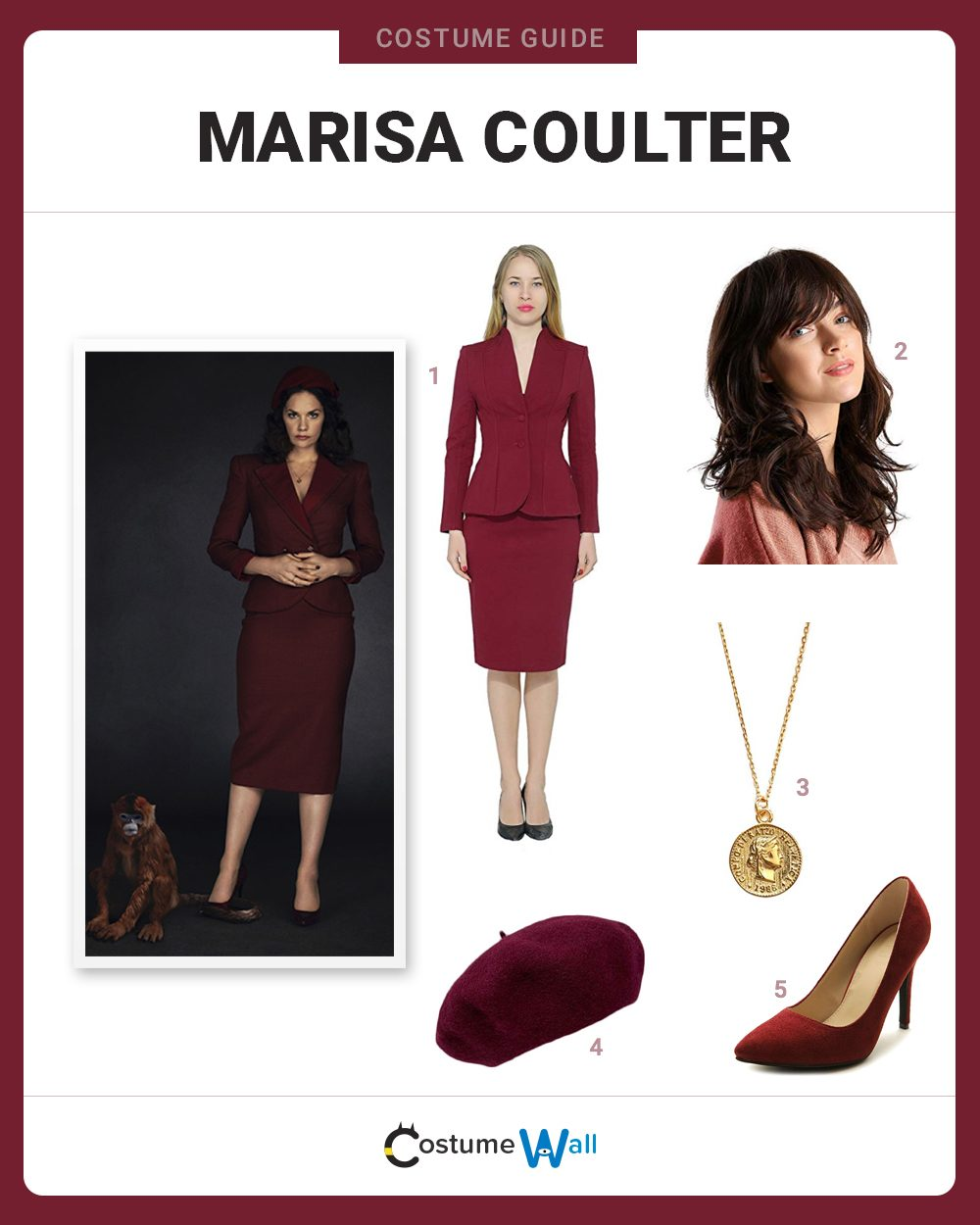 Marisa Coulter Costume Guide