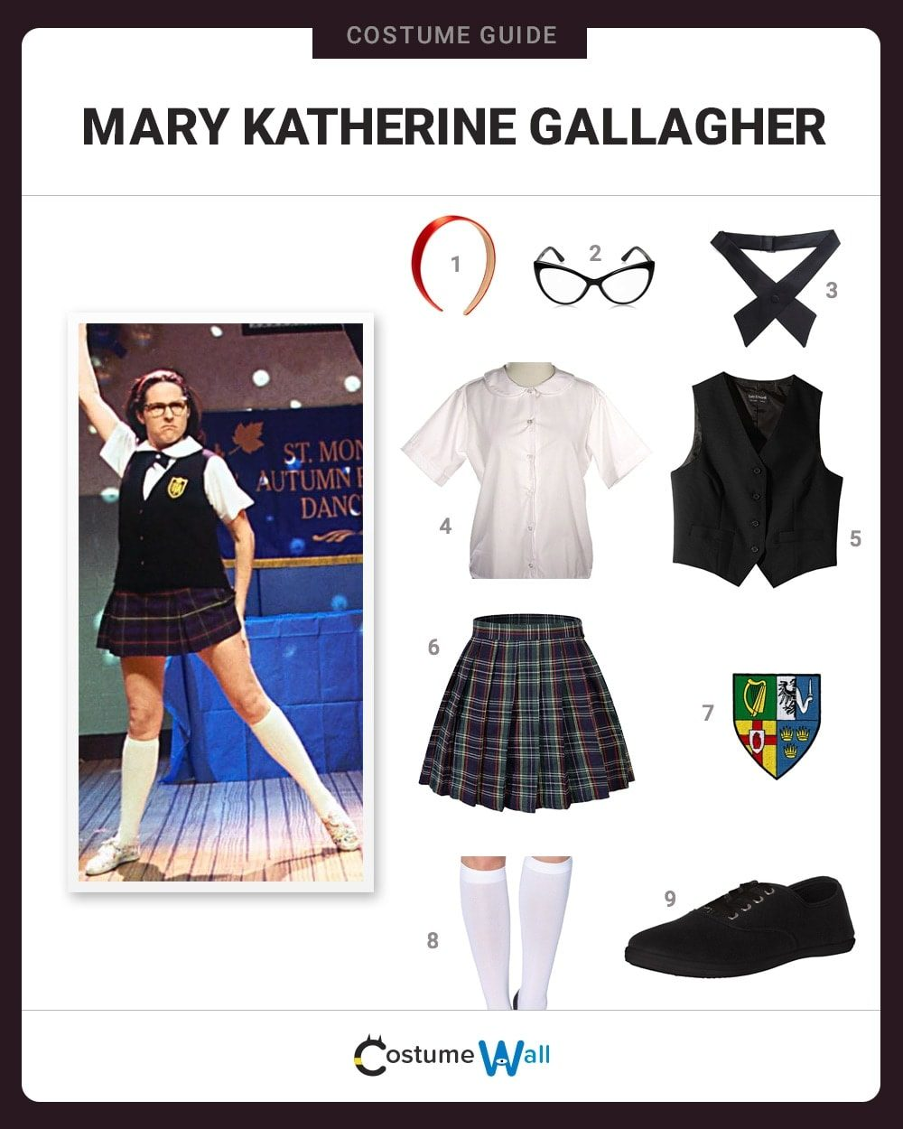 Mary Katherine Gallagher Costume Guide