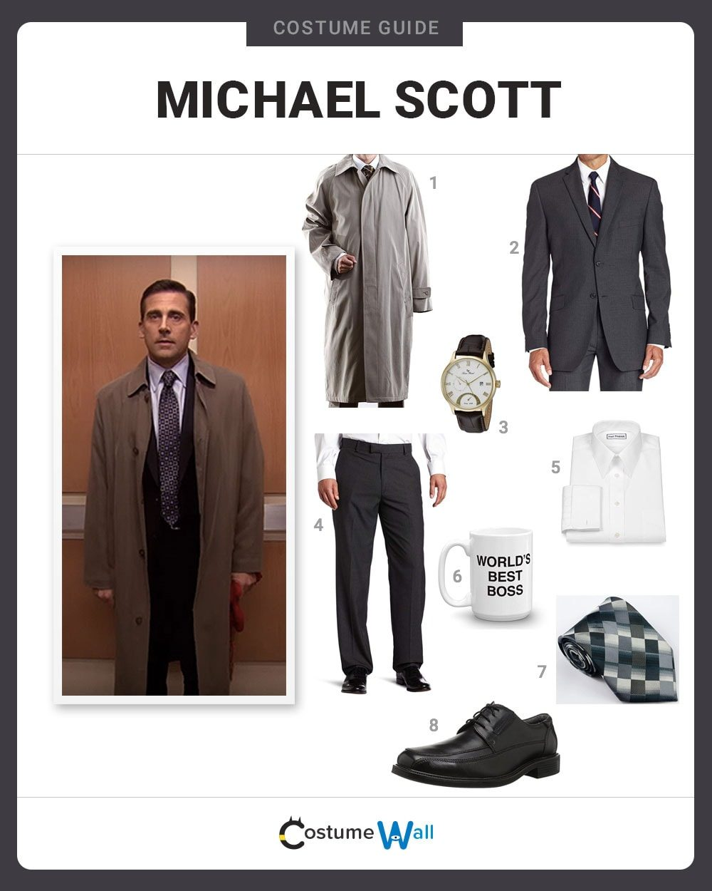 Michael Scott Costume Guide
