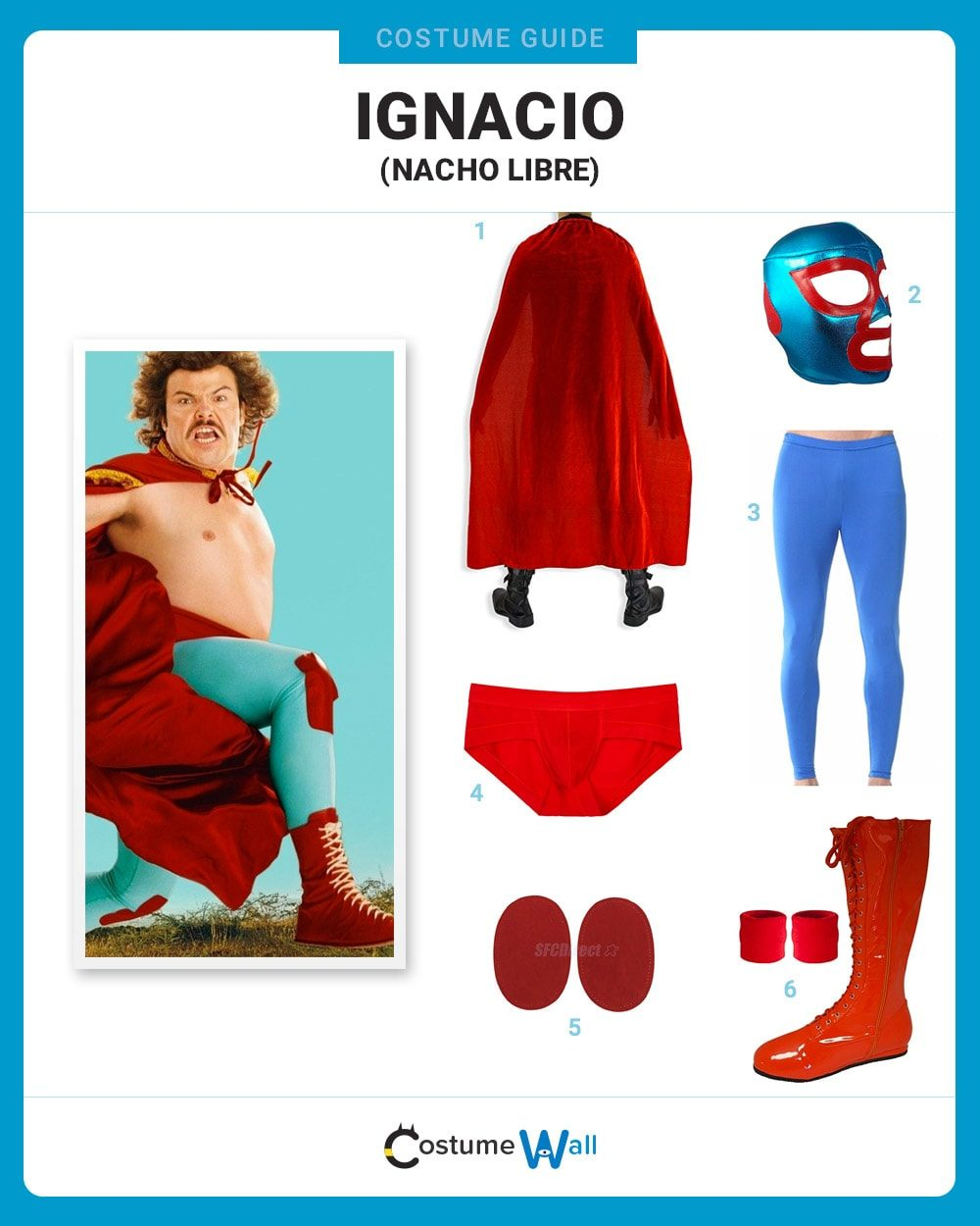 Ignacio Costume Guide