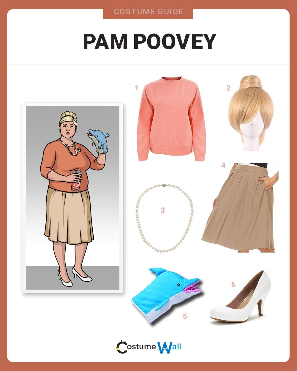 Pam Poovey Costume Guide