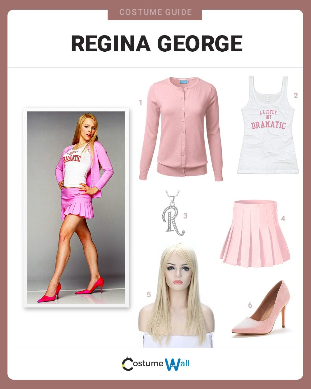 Regina George  Costume Guide