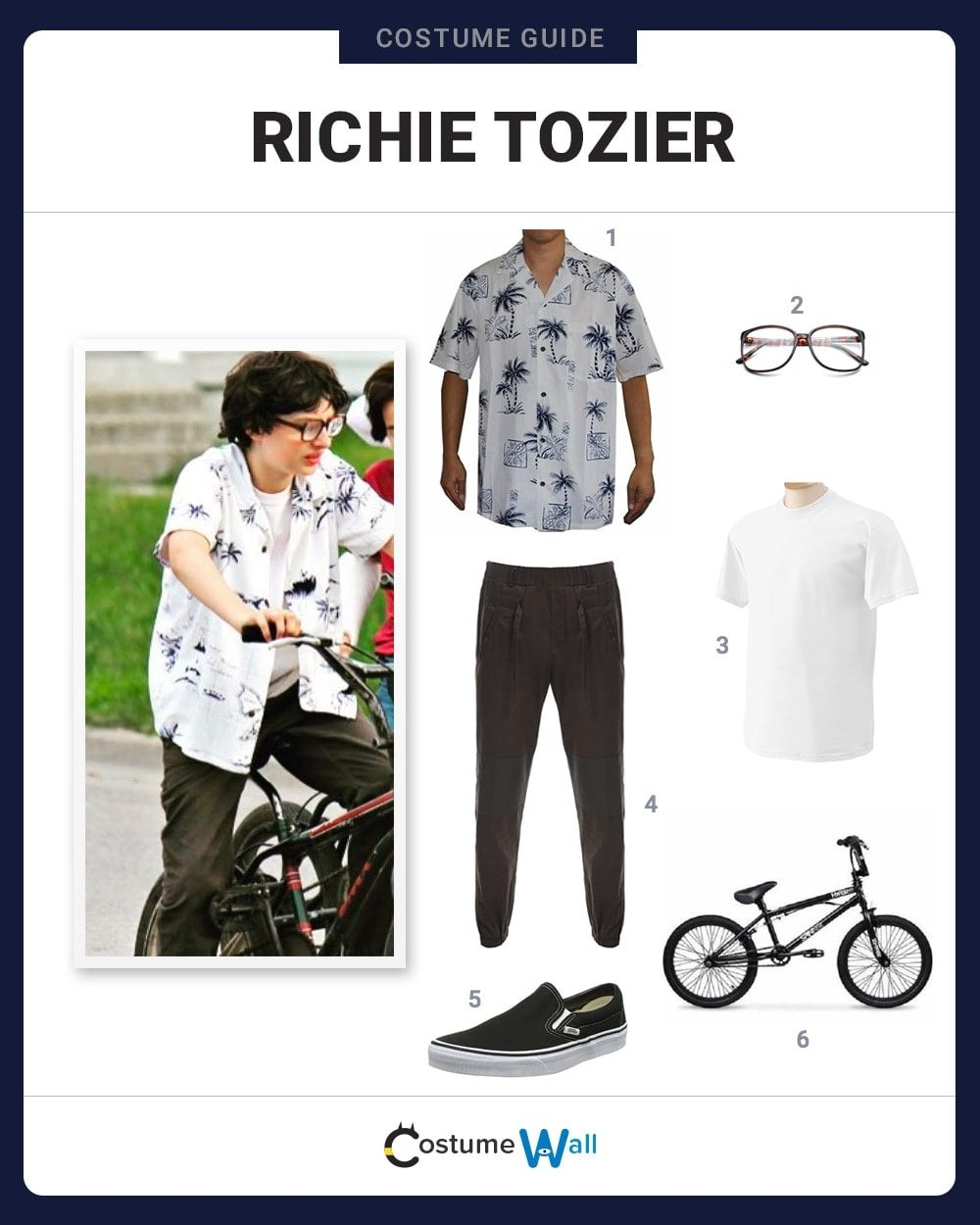 Richie Tozier Costume Guide