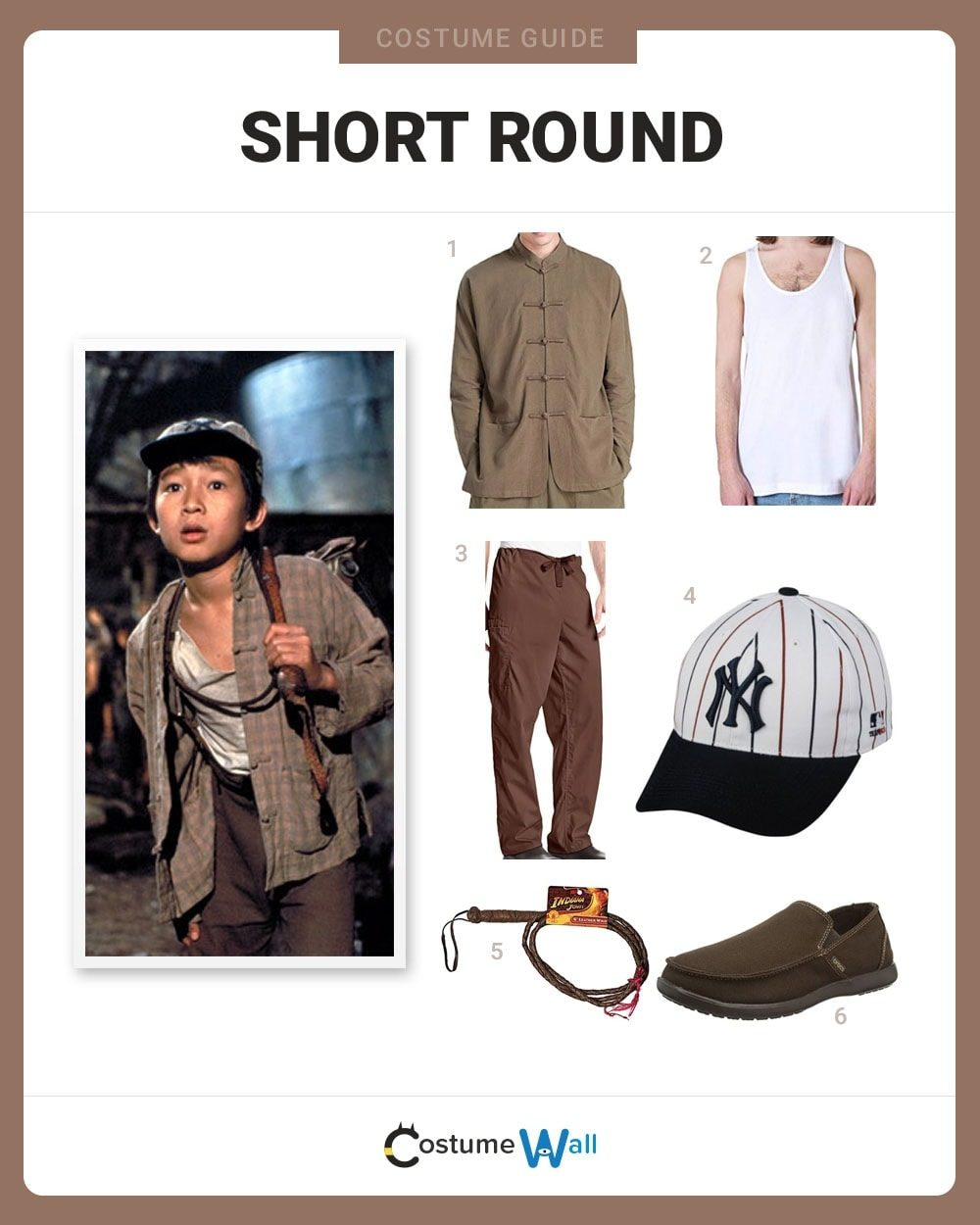 Short Round Costume Guide