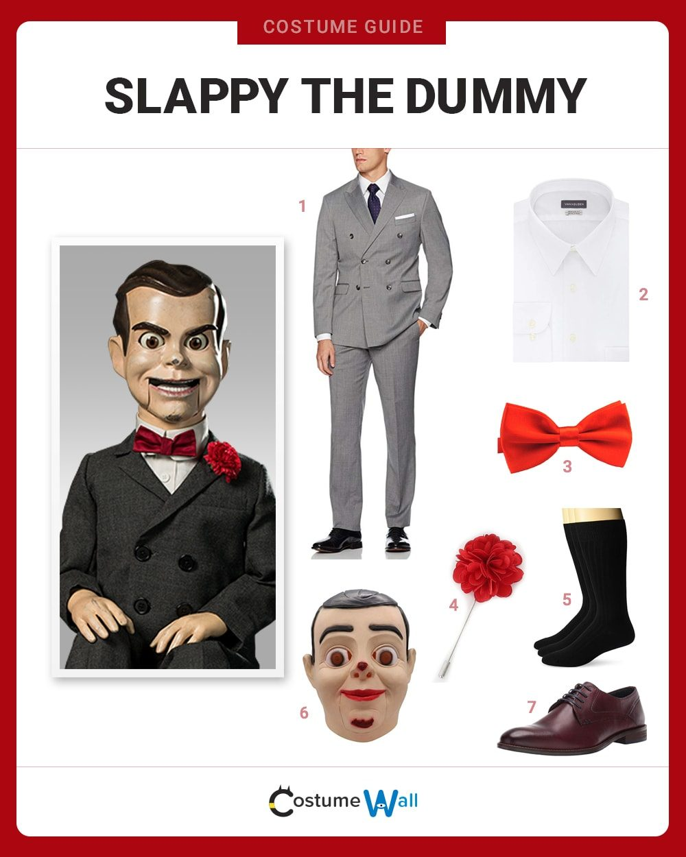 Slappy the Dummy Costume Guide