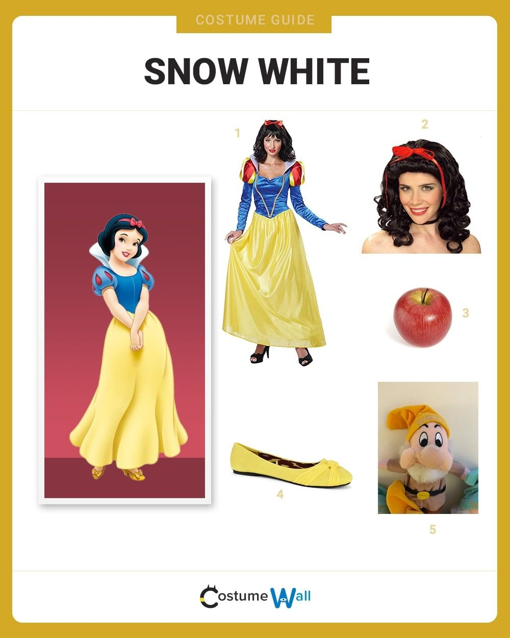 Snow White Costume Guide