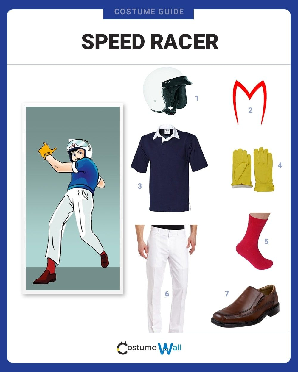 Speed Racer Costume Guide
