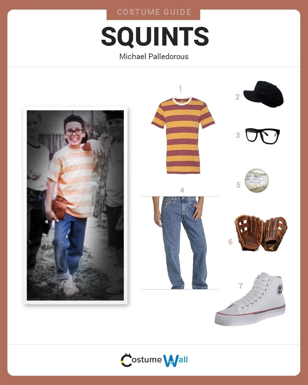 Squints Costume Guide