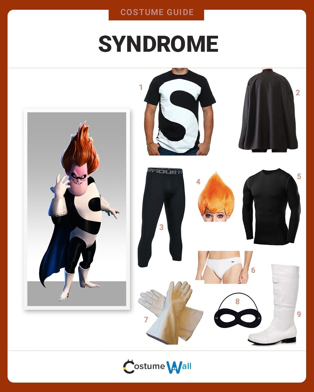 Syndrome Costume Guide