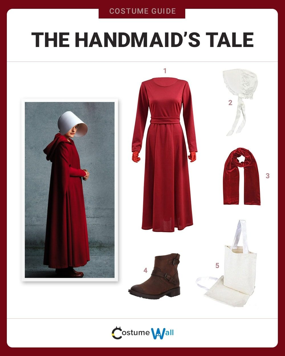 The Handmaid's Tale Costume Guide