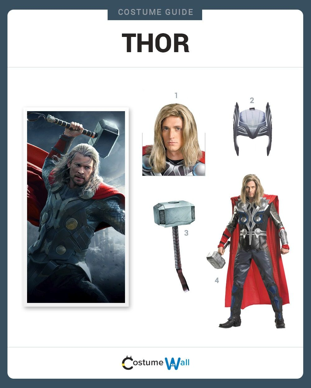 Thor Costume Guide