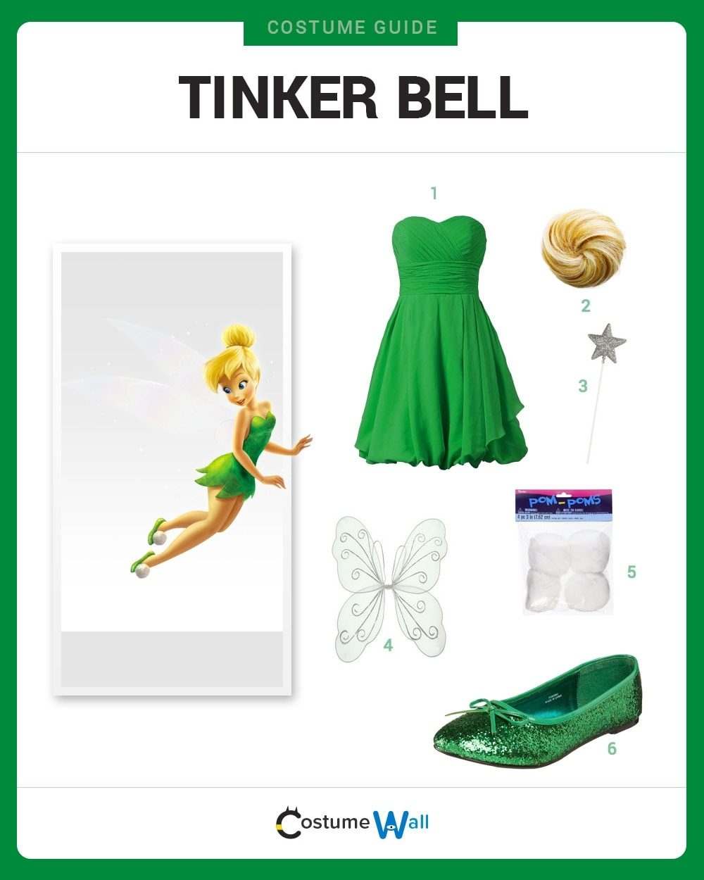 Tinker Bell Costume Guide