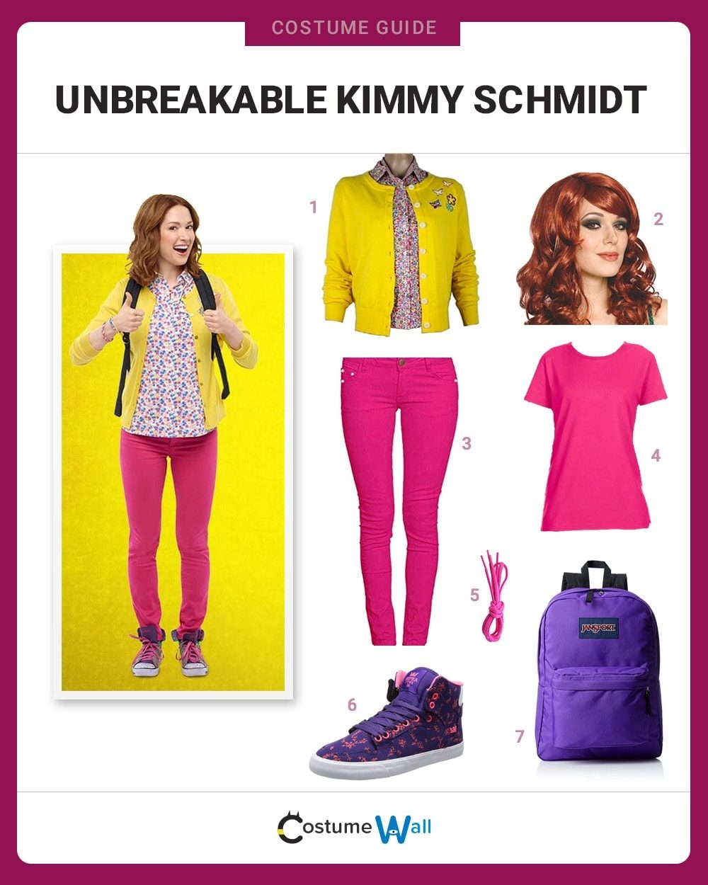 Unbreakable Kimmy Schmidt Costume Guide