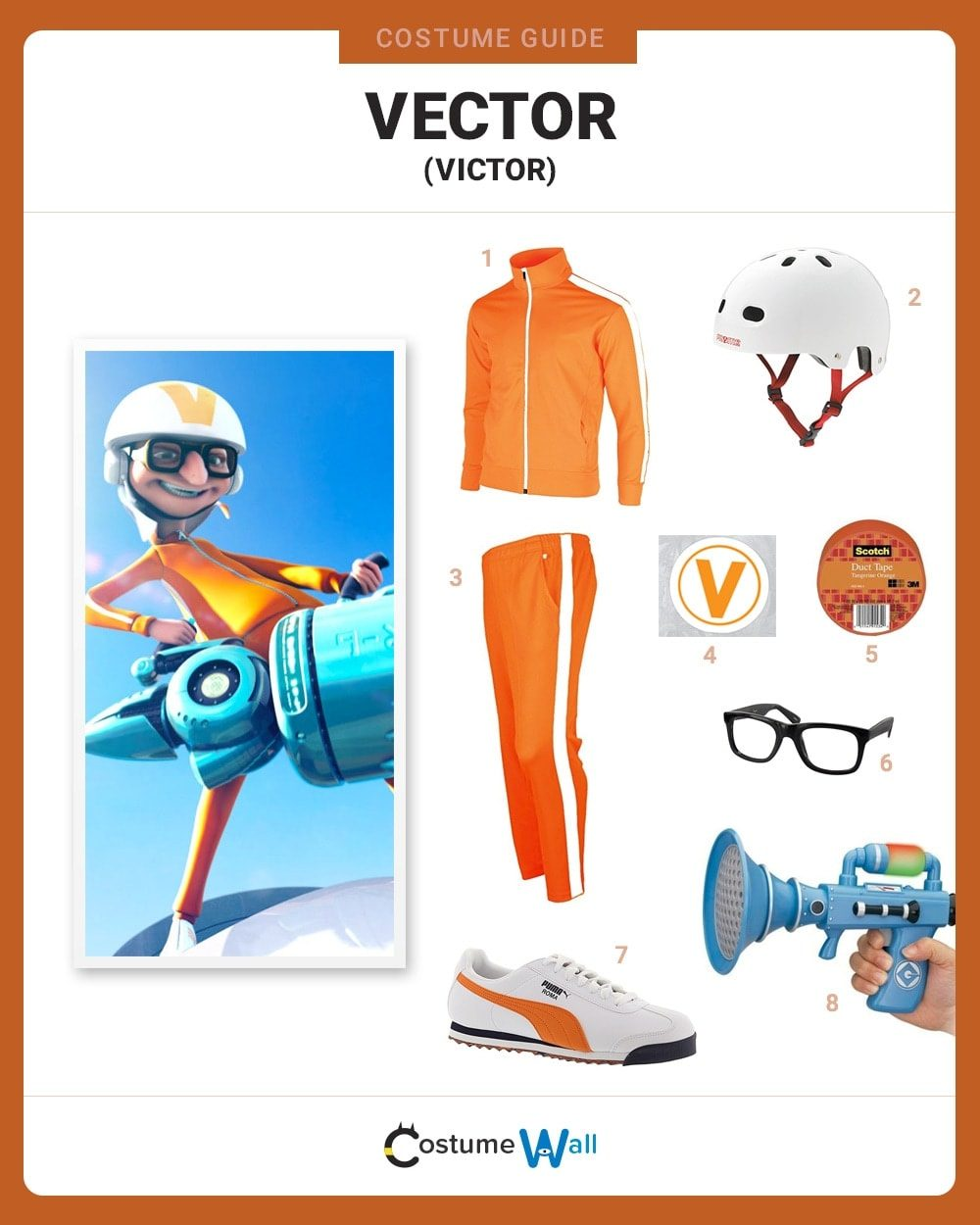 victor from despicable me